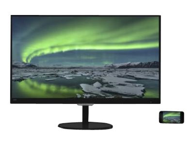 Philips : 23IN LED AH-IPS 1920X1080 16:9 237E7QDSB/00 5MS 250CD/M2 HDMI