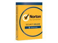 Symantec : NORTON SECURITY DELUXE 3.0 fr 1 User 3 DEVICES 12M card MM (win-64)