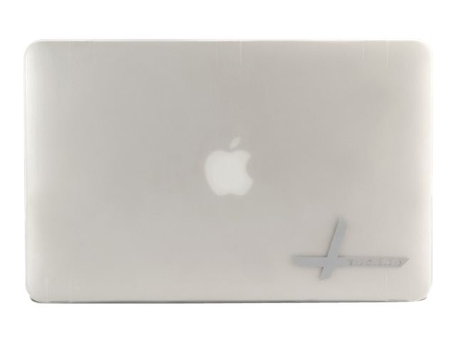 Tucano : A DURABLE F/MACBOOK AIR 13IN TRANSPARENT