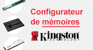 Configurateur Kingston