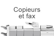 Copieur, photocopieur couleur, copieur monochrome et copieur fax laser