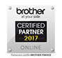 Brother certified partner