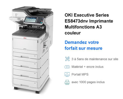 Imprimante OKI Executive Series ES8473dnv