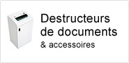 Destructeur de document